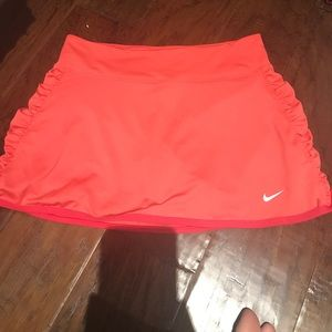 NIKE tennis skirt (ADULT SMALL)