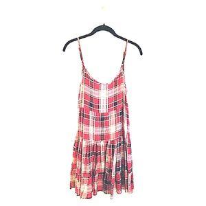 Plaid Day Dress