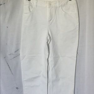 Coldwater Creek Capris Size 4