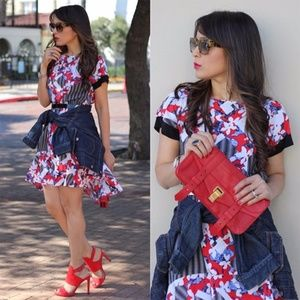 PETER PILOTTO Target Floral Dress