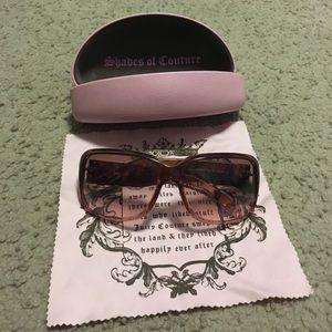Authentic Juicy couture sunglasses