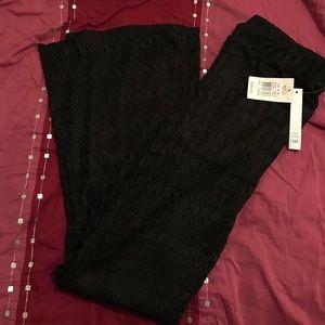Pants - Lace pants