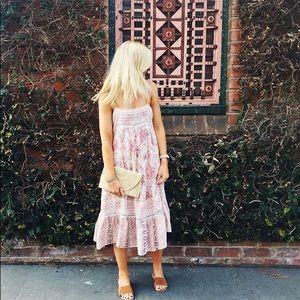 🌸SPELL DESIGNS🌸 Zahara Midi Dress XS