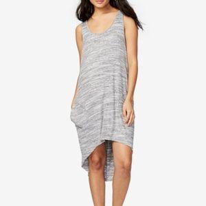 RACHEL Rachel Roy Ribbed High-Low Dress