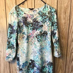 H & M floral dress