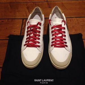 Yves Saint Laurent off-white Sneakers