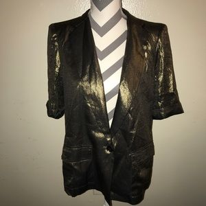 Bcbgmaxazria short sleeve blazer ❤️️NWT