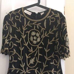 Tops - Vintage Sequin Top