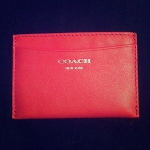 Red card folio
