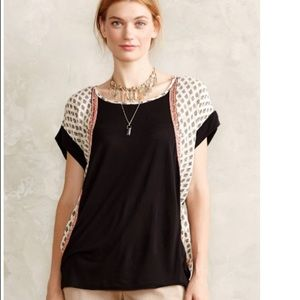 Anthropologie Lanuda Tee