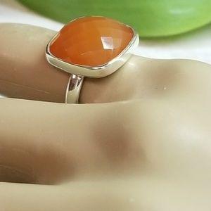 NEW! Carnelian ring