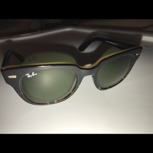 Limited edition mid tortoise ray ban