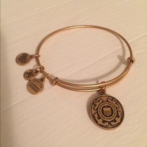 Coast Guard Alex and Ani bangle