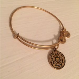 US coast guard Alex and Ani bangle