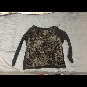 Zara basic long sleeve tshirt