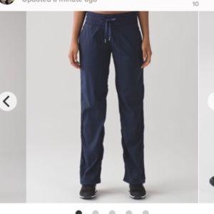 Lululemon dance pants
