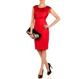 Ted Baker Elate sheath dress