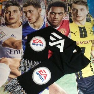 EA SPORTS limited edition scarf