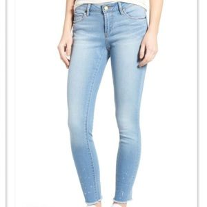 Articles of Society size 24 light wash jeans pants