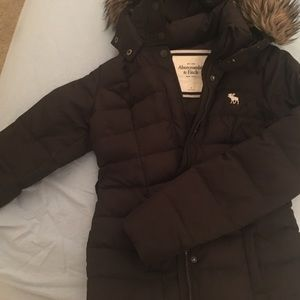Abercrombie &Fitch down jacket