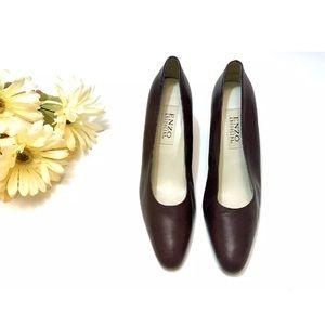 Enzo angiolini pumps chunky heel Loafer