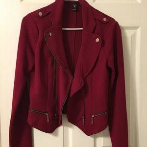 Windsor Red Blazer