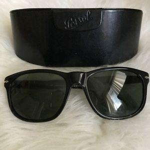 Persol Men's Black Sunglasses