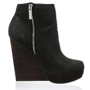 MATIKO - MADISON WOMEN'S HIGH WEDGE ANKLE BOOT