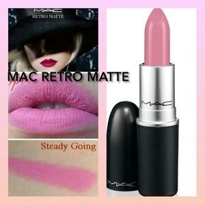 🆕💄MAC RETRO MATTE IN STEADY GOING, BRAND NEW! 🆕