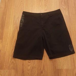 Mens Metal Mulisha shorts