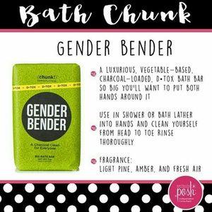 Perfectly Posh Gender Bender D-Tox Big Bath Bar