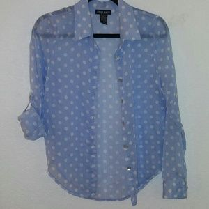 About a girl blouse