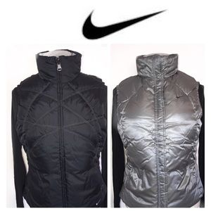 Nike Reversible Vest /Puffer Down Feather (EUC)