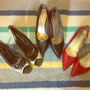 Bundle of New & Gently Used Shoes
