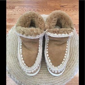 Mou Sneaker/Slipper NWT