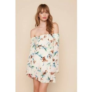 Stone Cold Fox Elsa Dress Ivory