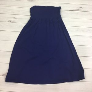 Old navy navy blue dress