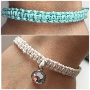 Jewelry - ✨💙Handmade Hemp Bracelet Bundle