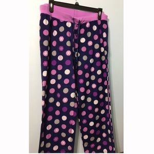 Sonoma Polka Dot PJ Bottoms (XL)