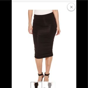 Bisou Bisou Size Tube jersey XS Stretchy Skirt
