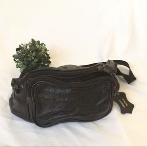 Leather Vintage Fanny Pack