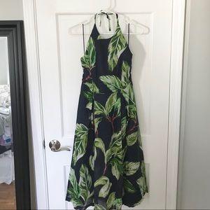 Ann Taylor Botanical dress