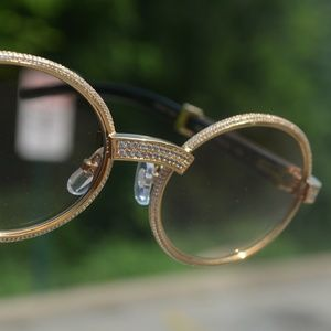 9641ae3cedf Cartier Accessories - Custom Vintage iced out Cartier Sunglasses