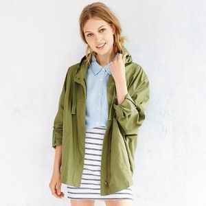 Urban Outfitters BDG Snap-Front Parka
