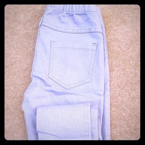 Never worn Skinny jeans xsmall