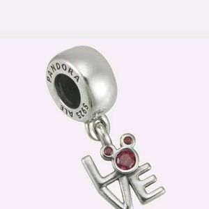 Pandora Disney Mickey Love Charm