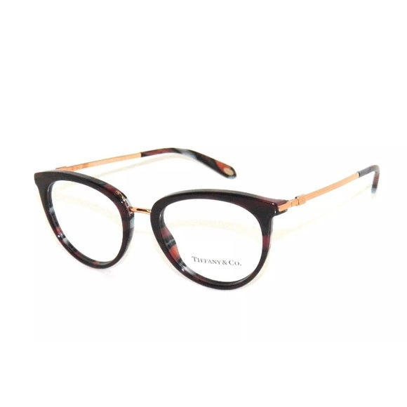 Tiffany & Co. Accessories | Tiffany Co 2148 Red Lamps Red Glasses ...