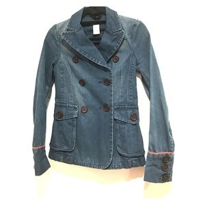 Marc Jacobs Ladies size 2 gorgeous Jean jacket