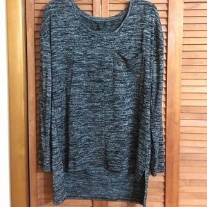 Banana Republic hi-low sweater top
