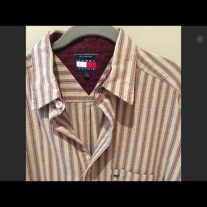 Other - Men's Tommy Hilfiger button down shirt